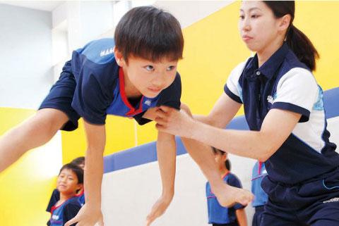 体育スクール
